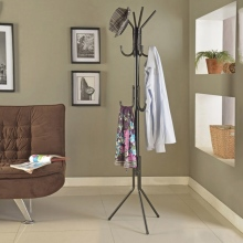 Hot Coat Rack Morden Standing Hat Rack Clothes Bag Umbrella Stand Tree Holder Coat Racks Standing Living Room Furniture