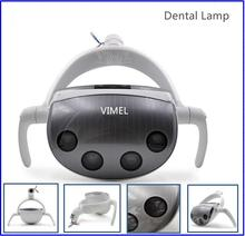 LED/halogen dental chair lamp Oral Light Lamp For Fona 1000s Dental Unit medical instrument operation light