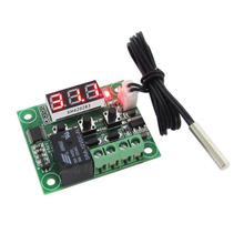 W1209 High Precision Temperature Controller Switch LED Digital Display Miniature Integrated Circuits Board Electronic Components(China)