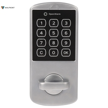 Touch Keypad Password Key Access Lock Digital Electronic Security Cabinet Coded Locker Wholesale(China)