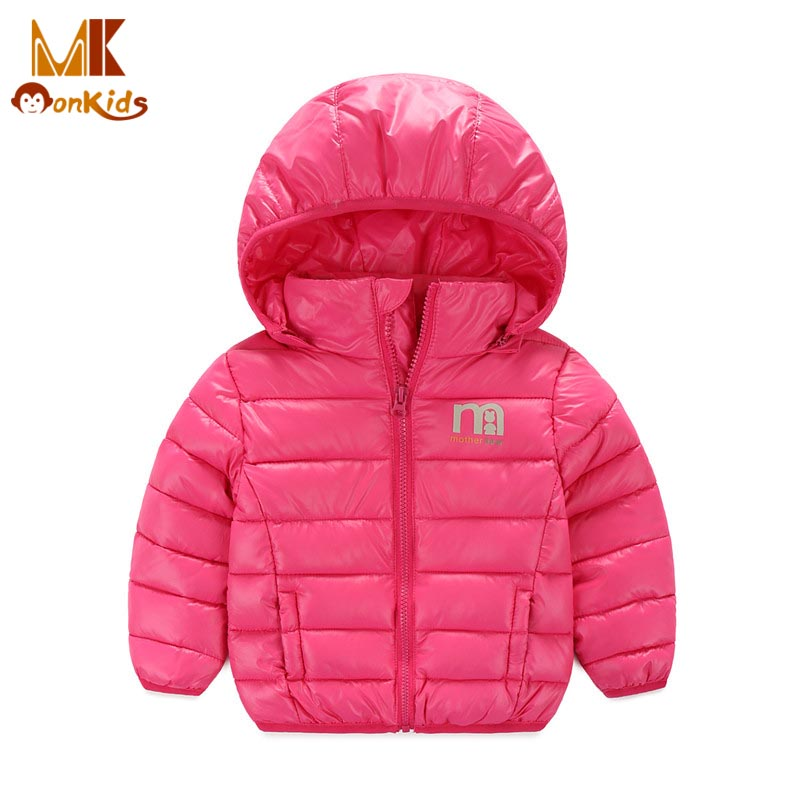 Monkids Girls Winter Coat Down Jacket for Girls Parkas Boys Winter Jacket Coat&amp;Jackets Children Outerwear Children Clothing NewОдежда и ак�е��уары<br><br><br>Aliexpress