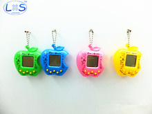 The latest virtual network digital electronic pet Tamagochi toys interesting PSP child's Christmas present Random color