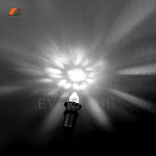FYC-11 Shinning Stars Effect Crystal Fiber Optic Light End Fittings with Metal Harness Ceiling End Fittings