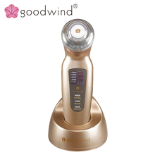 La goodwind CM-2A Face Body Massager Electric Beauty Health SKin Care Portable Machine Ultrasonic Clean Lift SPA Anti Age Whiten(China)