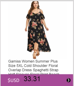 Gamiss Women Wide Leg Jumpsuit Plus Size 5XL Lace Sleeve Cut Out Jumpsuit  Hollow Out Bodysuits High Waist Zipper Fly Bottoms 0bf2aea32d3f