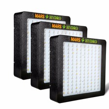 3PCS Mars II 700 LED Grow Light Full Spectrum led Lamps for Plants Hydroponics Greenhouse(China)