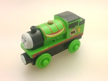 new style wooden Thomas and friend train Chinldren child kids plastic toys festival PERCY