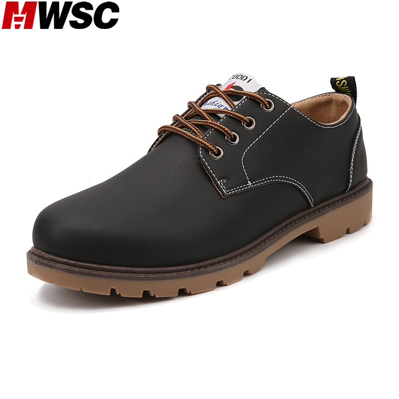 MWSC New Arrival Man Soft Leather Casual Shoes Mens Lace Up Business Working Fashion Zapatos Shoes<br><br>Aliexpress