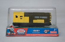 ARRY train, Electric Thomas And Friend Trackmaster Engine Motorized Train - Henry & Truck , Plastic Toy Train