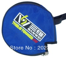 2x Sanwei Table Tennis Small Case Bat Cover for Ping Pong Racket(China)