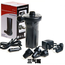 High Energy Battery Air Pump, Electric Pump, Inflatable Bed, Inflatable Inflator Outdoor Rechargeable Electric air pump
