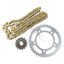 Heavy Duty Chain and Sprocket Kit For HONDA CBF 1000 FA A 2010 CBF1000 Brand New(China)