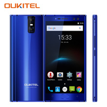 Oukitel K3 4G LTE Android 7.0 Mobile Phone 5.5 Inch MTK6750T Octa Core 4+64G 4 Cameras 16.0MP Fingerprint Quick Charge Cellphone(China)