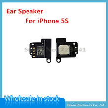 MXHOBIC 20pcs/lot Earpiece Sound Listening Ear Speaker for iPhone 5S Replacement Part Flex Cable Wholesale free shipping