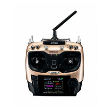 Unique Aircraft Radio System RadioLink 2.4G 9 Channel Airplane Remote Controller AT9S With 9 Channel Receiver R9DS Transmitter