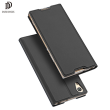 Buy DUX DUCIS Luxury Flip Leather Case Sony Xperia XZ Premium XZP Stand Wallet Cover Sony XA1/XA1 Ultra Dual Sim Phone Case for $8.99 in AliExpress store