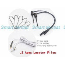 2016 Dental Apex Locator Root Canal Finder Test Probe Cord Files Hook for(China)