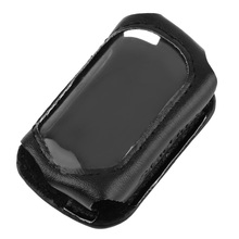 Leather Case For Starline B9/B6/A91/A61 LCD Two Way Car alarm System Remote Control Hot Selling