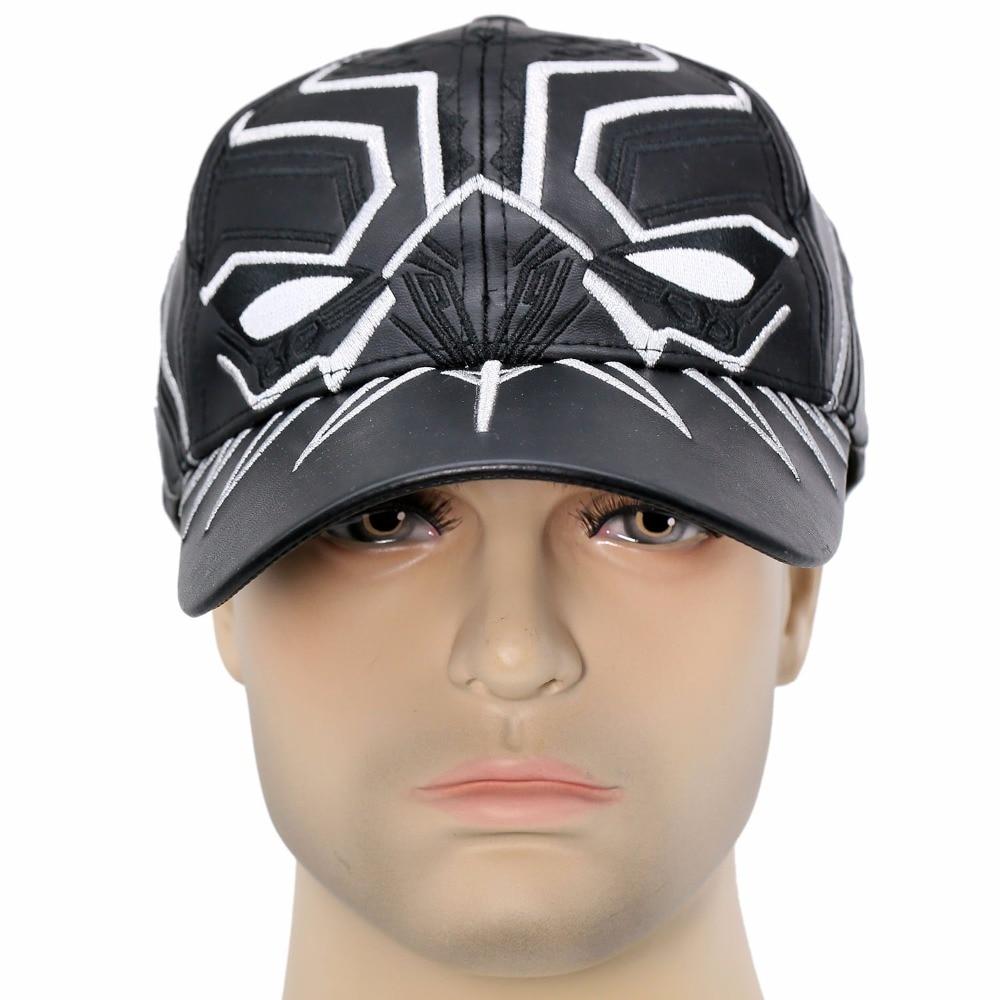 Black Panthers Hat Captain America 3 Civil War Cosplay Costume Cap Adult Baseball Xcoser<br><br>Aliexpress