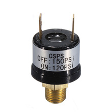 12V 120-150 PSI Air Pressure Switch Rated for Trumpet Train Horn Compressor