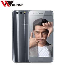 Huawei Honor 9 4G 64G LTE Mobile Phone Dual Rear Octa Core 5.15 inch 1920*1080P Fingerprint NFC(China)