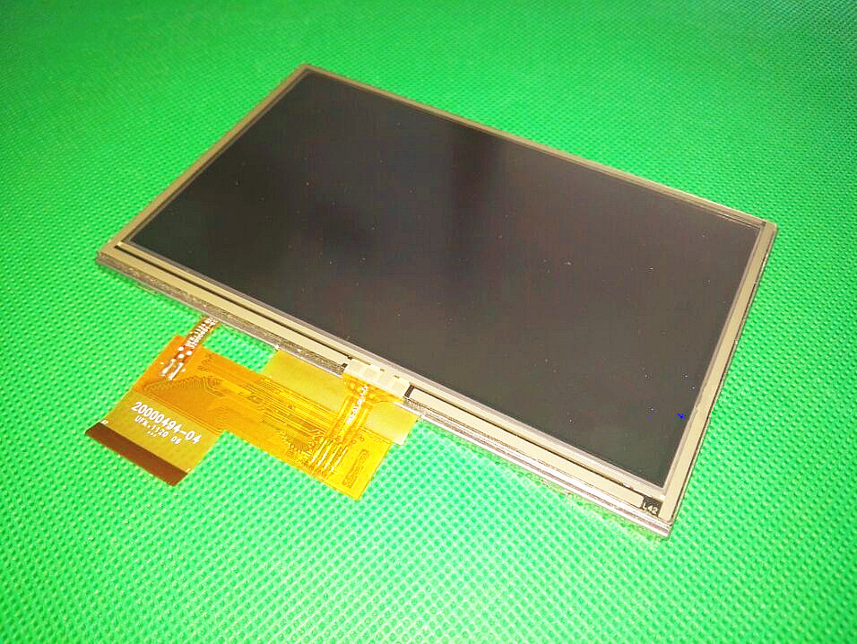 Original 5 inch LCD Screen for Garmin Nuvi 55 55LM 55LMT LCD display Screen panel with Touch screen digitizer replacement<br>