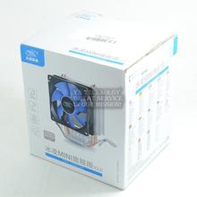 multi-platform CPU heatsink copper heat pipe ultra quiet cooling fan