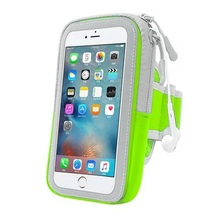 Universal Running Sport Gym Arm band Bag Case For Infocus M2 Waterproof Jogging Arm Band Mobile Phone Cover For Wiko Sunset Bag