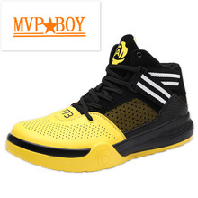 Mvp Boy spor men trainers Handmade Leather jordan 11 basketball shoes basket femme basquete sneakers zapatillas hombre deportiva(China)