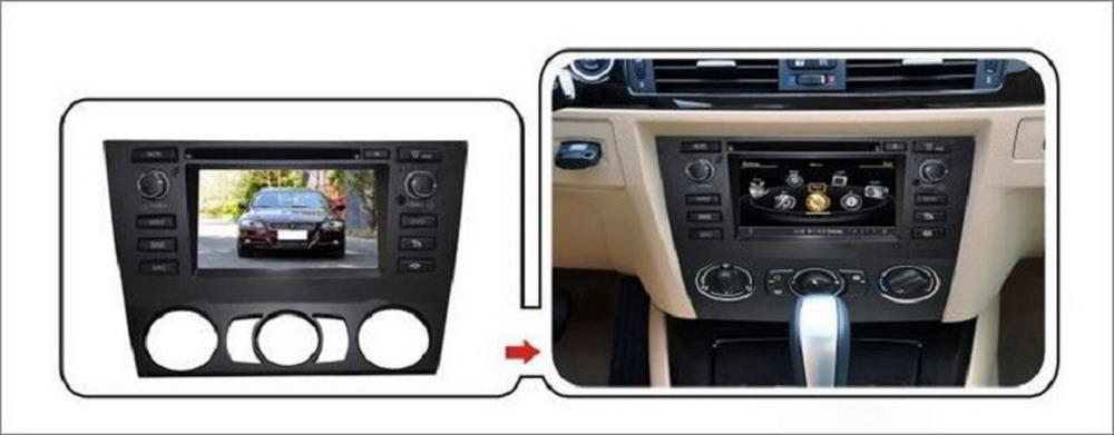 BMW-M5-E90-E91-E92-E93-Interior