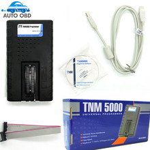 NEW TNM5000 USB ISP EPROM Programmer recorder,Laptop/Notebook IO Programmer,Support Flash Memory EEPROM/Microcontroller/PLD/FPGA