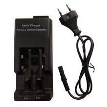 WF-139 Multifunctional Battery Charger for 18650 18500 17670 16340 14500 10440 EU Plug (AC 110~240V)Promotion(China)