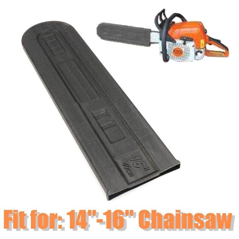 "1PCS 14/""-16/"" Chainsaw Bar Protect Cover Scabbard Guard Fit for Husqvarna Stihl ="