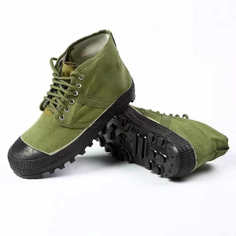Военная обувь Мужская обувь в стиле милитари военные ботинки красная  Армейская Обувь зеленая спортивная обувь спортивные a307efc2451