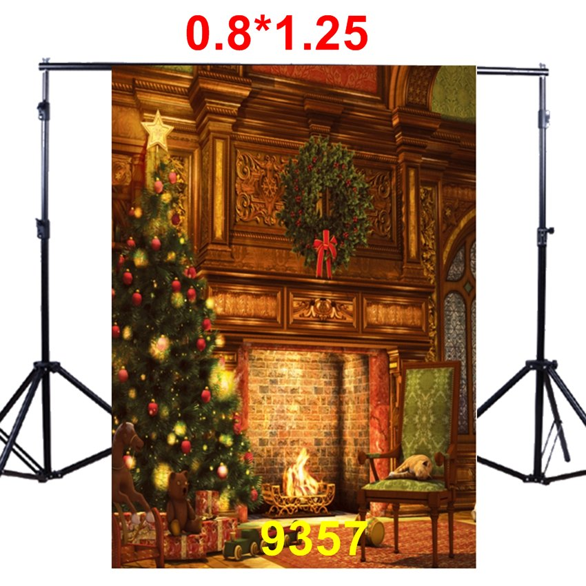 Christmas Photography Backgrounds Retro Style ChristmasTree Fond Photographie Background For Photo Studio for Boy and Girl<br><br>Aliexpress