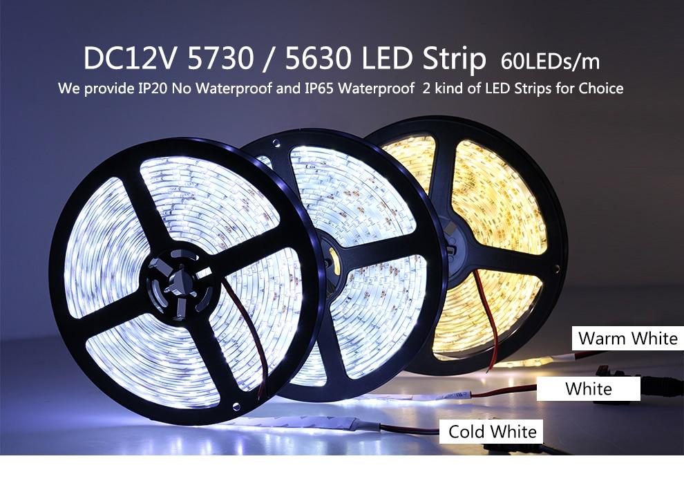 5730 Flexible LED Light (8)
