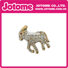 Vintage donkey brooch share your