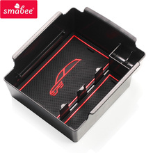 smabee Car Central Armrest Box storage For RENAULT 2017 KOLEOS Interior Accessories Box Auto Styling