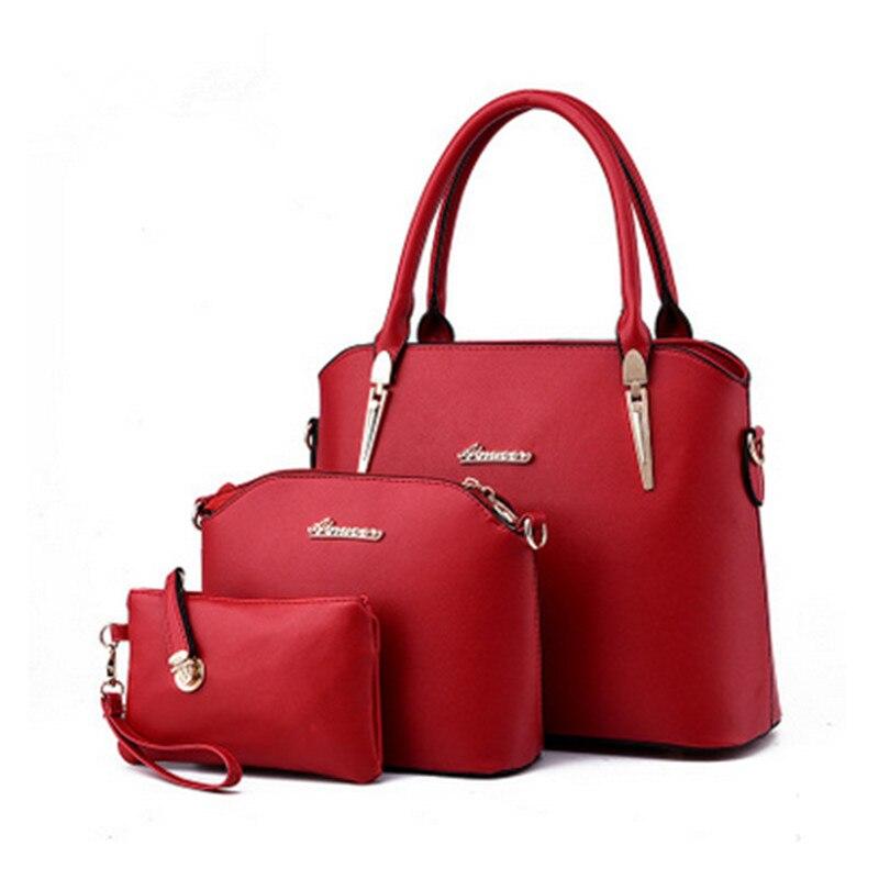 2017 Summer Women Shoulder Messenger Bag Handbags Fashion Multicolor Soft PU Leather Zipper Wallet Phone Packet Bolsas Feminina<br><br>Aliexpress