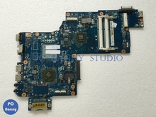 H000042190 laptop motherboard for toshiba satellite C875D C870D L875D Main board E1-1200 1.4GHz CPU works