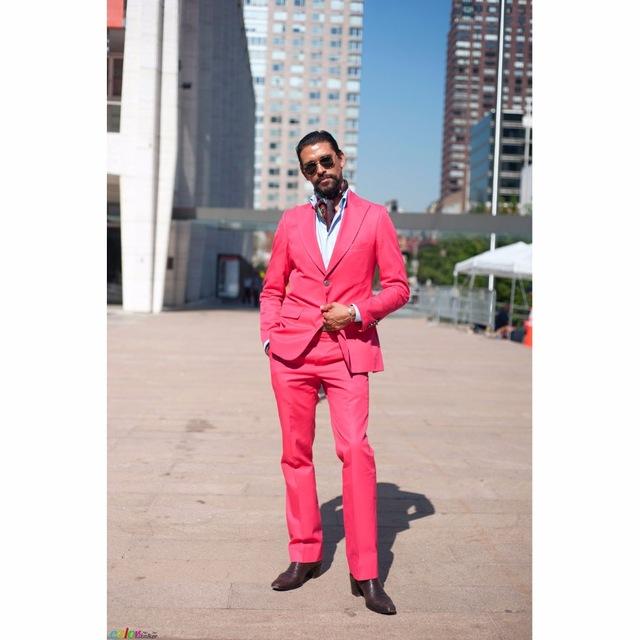 2017-Hot-Pink-Men-Suits-Blazer-With-Pants-Fashion-Big-Lapel-Slime-Fit-Groomsmen-Topic-Wedding.jpg_640x640 (2)