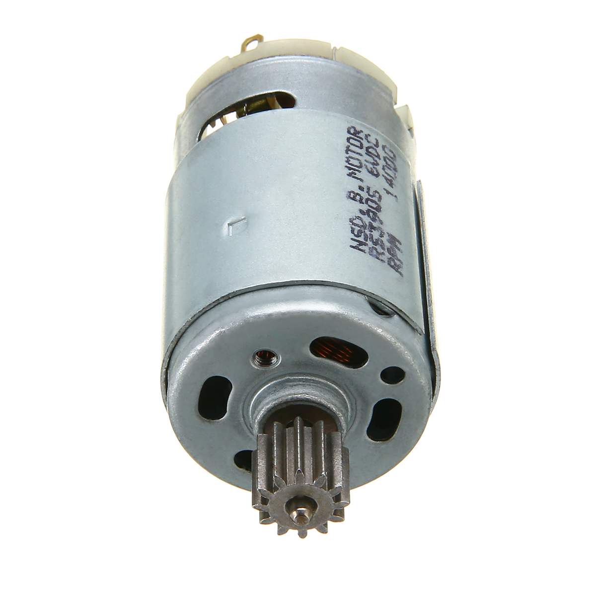 New RS390 Electric Motor 6V 14000RPM 25-35W For Kid Ride On Car Bike Toy Gear Box Motor 70*28mm