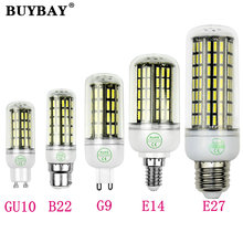 Lamp e27 bulb e14 led light 5w 7w 10w 12w SMD5736 corn bulb B22 led bomblias 90-260V SMD5730 G9 led GU10 lampada factory price