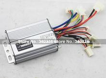 Free Shipping 500W 48V DC brush motor controller E-bike electric bicycle speed control