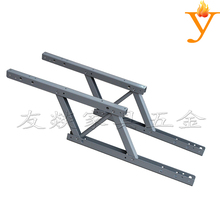 high quality furniture hinge lift up table top coffee table mechanism B04(China)
