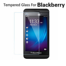 9H Front Premium Tempered Glass Screen Protector Film For BlackBerry Z10 Z30 Z3 Q10 Q20 Q5 Mobile Phone Cover Screen Protector