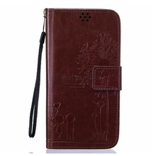 Luxury Embossing Flower For LG G3 G4 G5 Flip Cover Soft PU Leather Case Stand Card Slot Wallet Cell Phone Case With Strap