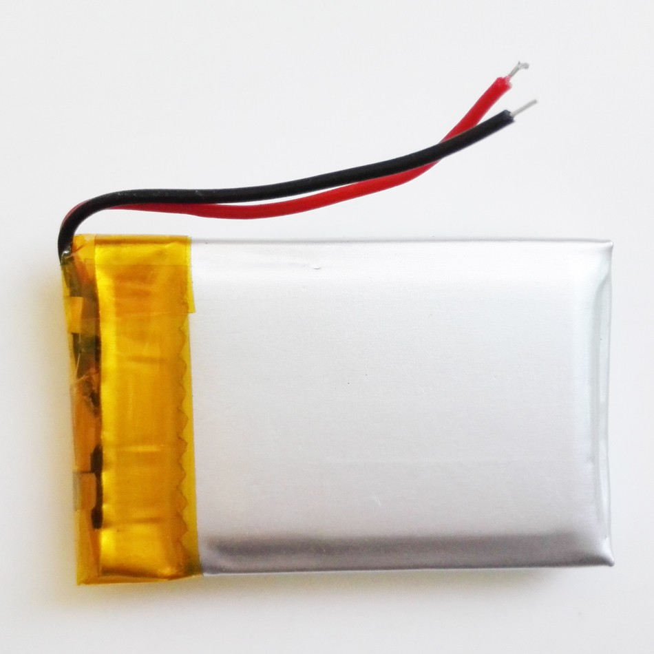 Wholesale 100 pcs 3.7V 300mAh Lithium Polymer LiPo Rechargeable Battery 602030 For Mp3 Mp4 PAD DVD E-book bluetooth smart watch 3