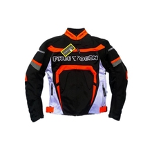 Free shipping 1pcs 2016 New Outdoor Sports Motorcycle Suit Racing Suits Armor Riding Protective Jacket with 5pcs pads