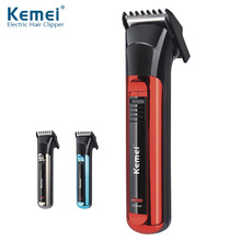 Kemei KM-731 Professional Electric Hair Clipper Both Rechargeable and Battery Hair trimmer Men Razor Cordless Adjustable Clipper